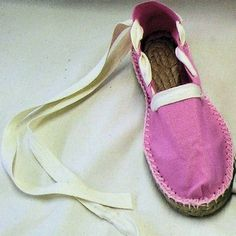 Espasoule, the real French Espadrille (rope soled sandal) - Made in Basque Country