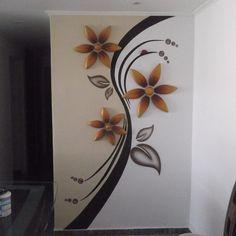 Mural en 3 D