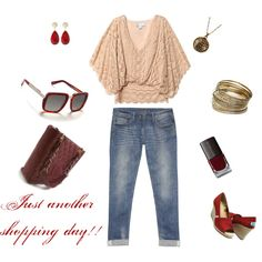 Shopping, created by kayleekkbray.polyvore.com
