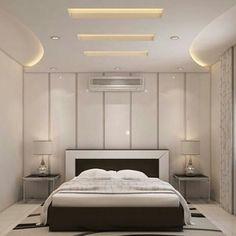 Modern Pop False Ceiling For Bedroom Ceiling Design Ideas False