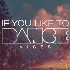 If You Like To Dance - Vices - art-work