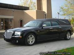 Chrysler 300 as a Hearse Audi A8, Station Wagon, Ambulance, Dream Cars, Ferrari, Vehicles, Modern, Funeral, Chrysler 300c