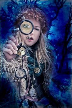 .Compliment your quirky Steampunk style at http://www.designyourownperfume.co.uk with a beautiful custom made perfume - choose from over 70 exciting scents; from the floral and delicate to the hypnotic, the exotic, and the strange and quixotic.