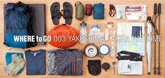 WHERE to GO  003:YAKUSHIMA / AKIRA NATSUME