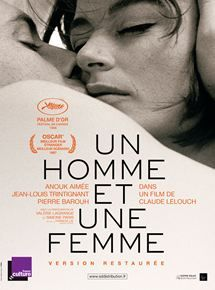 Un Homme et une femme, by Claude Lelouch ( from France) Films Étrangers, Films Cinema, Cinema Posters, Movie Posters, French Movies, Old Movies, Great Movies, Beau Film, Anouk Aimée