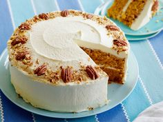 Top your cake creation with our delicious Cream Cheese Frosting Recipes from the expert chefs at Food Network. Food Cakes, Cupcake Cakes, Cake Icing, Cupcake Ideas, Frosting Recipes, Cake Recipes, Dessert Recipes, Cheese Recipes, Breakfast Recipes