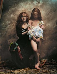 """Black sheep & white crow""- Jan Saudek"