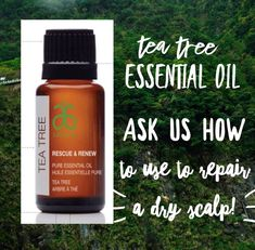 Arbonne tea tree Essential oil