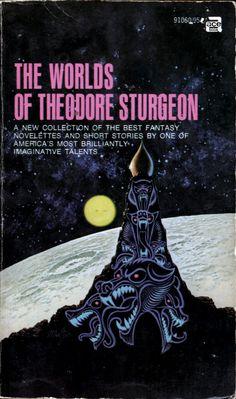 Theodore Sturgeon great cover