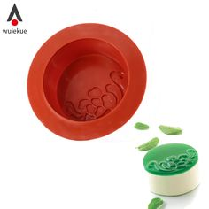 Wulekue Silicone Baking Tools Kitchen Accessories Decorations Peach Cake  Moon Mould Chocolate DIY #KitchenDecor