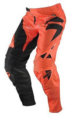 Shift MX Assault Orange Grey KTM Motocross Jersey Pant Gear Kit Enduro SALES