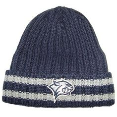 UNH Wildcats knit OHT hat.