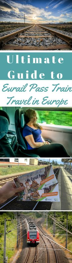 Ultimate Guide to Eurail Pass Train Travel in Europe.  This Eurail pass guide is jam packed with useful information that I wish we had known before using our Eurail passes for two months in Europe. This is one of the only Eurail guides on the Web that has been written by travelers who have use the Eurail pass for more then just a one week trip. Our goal is to give you hints, tricks and tips to make using your Eurail pass simple and easy. Click to read more #TravelGuide #Europe #Eurail #Train
