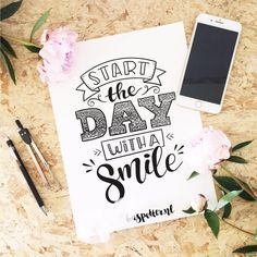 Start the day with a smile!