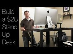 The $28 Stand Up Desk