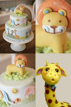lion cakes for kids birthday | cake photos press and media tags 1st birthday cake birthday