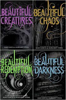 Beautiful Creatures Series Books Review and Lena Duchannes Necklace Tutorial - Rae Gun Ramblings