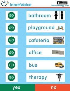 Go Board - AAC for the Classroom: light blue: (communication for autism) Go Board, Light Blue Background, Teacher Pay Teachers, Teacher Newsletter, App Store, Blue Backgrounds, 6 Years, Itunes, Clinic