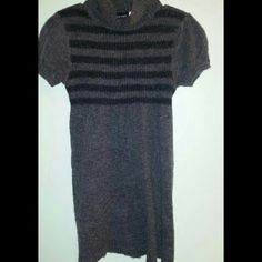 Cowl Neck Sweater Dress Comfy sweater dress. I wear with uggs and leggings fall and winter   *second picture is the BACK of dress* Dresses