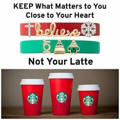This whole #redcupgate2015 is ridiculous. Everyone has their panties in a twist because @starbucks decided to go with simple red cups? Really?  Aren't there more important things to be worried about than a cup you throw away? Rather than being pissy about a cup, make yourself (or the women in your life) a one of a kind #keepsake this holiday season. She'll treasure it for the holidays and beyond.  #ikeephappy #starbucks #keepcollective