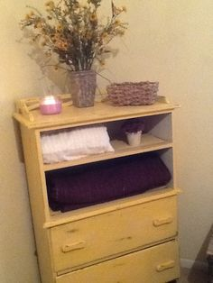 Converted from dresser