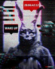 Wake up # Donnie Darko, Horror Art, Horror Movies, Memories Of Murder, Katharine Ross, Nerd, Arte Pop, The Victim, Series Movies