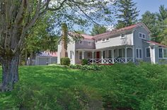 59 Upper Queechy Road, Canaan, New York Represented by Jennifer Capala. See more eye candy on this home at http://www.halstead.com/sale/ny/canaan/59-upper-queechy-road/house/9849204