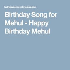 Birthday Song for Nana - Happy Birthday Nana Birthday Songs, Birthday Wishes, Happy Birthday, Special Day, Projects To Try, Names, Selfish, Happy Brithday, Special Birthday Wishes
