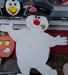 Gingerbread Man Yard Art Decoration Christmas Outside Decorations Pinterest And