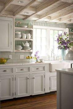 18 Best Rustic Farmhouse Kitchen Cabinets Ideas