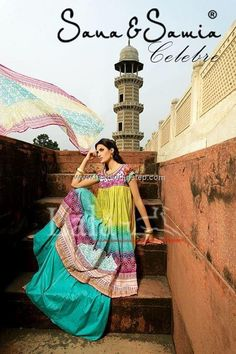 Sana and Samia New Celebre Collection 2013 by Lala 006