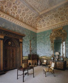 The Chinese Room. Grimsthorpe Castle