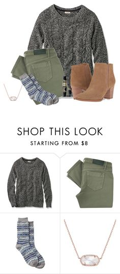 """""""ew school """" by abby14310 ❤ liked on Polyvore featuring L.L.Bean, Victoria Beckham, Gap, Kendra Scott, Franco Sarto and Max Factor"""