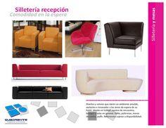 Muebles para hoteles - Sofás y poltronas