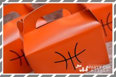 Basketball Party Favors-Basketball Party by PartyCupMedley2