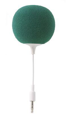 Balloon USB speaker - Want it! #cool #tech ))