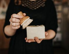 Zero Waste Bar Soap for Dishes - Find plastic free and non-toxic cleaning products at eco girl shop. Free zero waste shipping to the USA on order over $35 Zero waste shopping online, bar soap for dishes, plastic-free cleaning products, and more