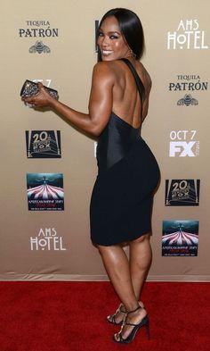 Angela Bassett is She is an inspiration! Angela Bassett attends FX's 'American Horror Story: Hotel' screening in LA Black Girls Rock, Black Girl Magic, Meet The Robinsons, Angela Bassett, Black Actresses, The Jacksons, Ageless Beauty, Doja Cat, Beauty