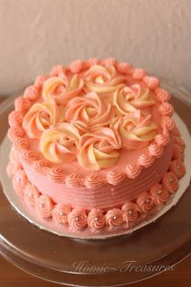 star tip cake decorating - Google Search