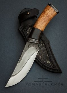 latest from Tomas Rucker Knives