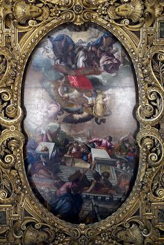 Assumption. By Paolo Veronese. Chapel of Our Lady of the Rosary. Santi Giovanni e Paolo, Castello, Venice| Flickr - Photo Sharing!