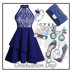 """""""Graduation Day"""" by mamiigou ❤ liked on Polyvore featuring Gap and Chanel"""