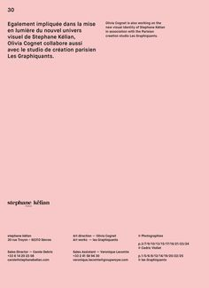Stephane Kélian - Chaussures Femme | Lookbook FW15