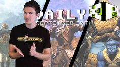 Your Daily MMO and MMORPG News for Monday September 30th. Today Kirk discusses Marvel Heroes, Final Fantasy XIV and Project Copernicus.
