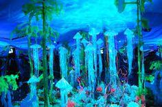 Amsterdam's National Maritime Museum » Maritime-Circus at Sea Maritime Museum, Jellyfish, Underwater, Good Books, Scenery, Artist, Showroom, Environment, Design