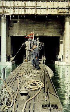 Underwater Predators -2. Steel coffins. (63 photos) 1476045_542382029172222_1124170305_n.jpg