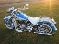 2001 Harley-Davidson Softail Custom #harleydavidsontrikeroadking