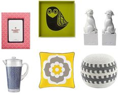 Happy Chic by Jonathan Adler arrives at JCPenny - and it's definitely happy-inducing!