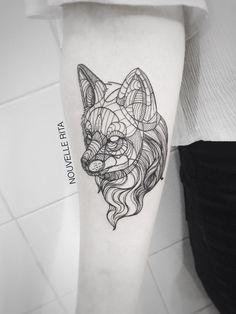 Les tatouages à base de formes géométriques de Nouvelle Rita  2Tout2Rien