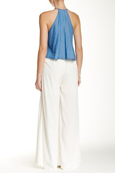 Wide Leg Pant by Hodges Collection on @HauteLook